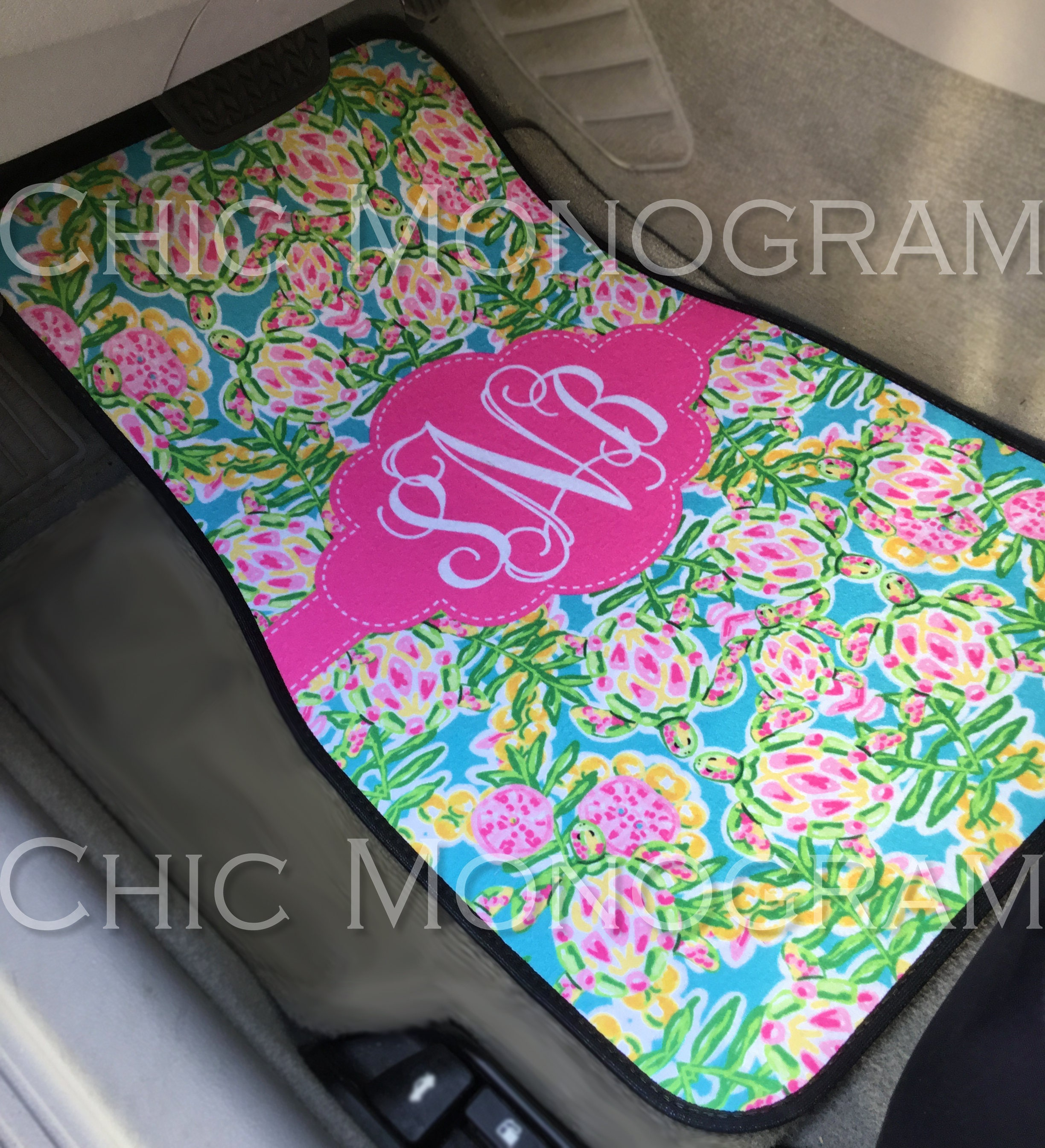 cute car floor mats. Beautiful Car Mothers Day Gifts For Her Monogram Car Floor Mats Lilly Inspired  Personalized Custom Cute Accessories Swimming Sea Turtles Throughout F