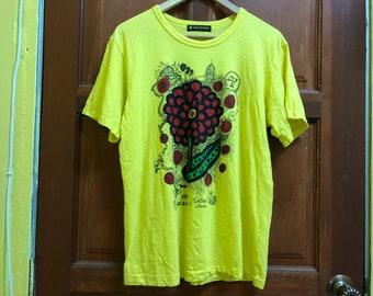 24 Hour Television Yayoi Kusama X Satoshi Ohno Vintage Shirt