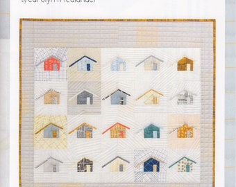 Carolyn Friedlander Outhouse-Quilt-Muster