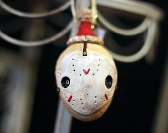 Jason inspired Ornament