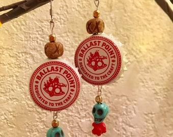 Ballast Point Earrings