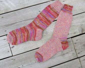 Hand Knit Socks California
