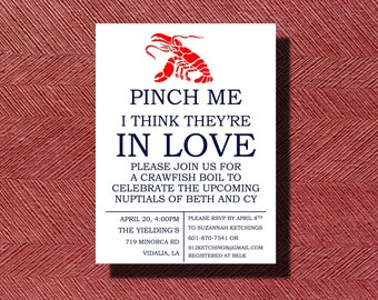 Fun Lobster Pinch Me We Think Theyre In Love Engagement