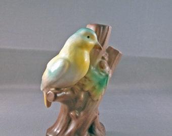 Vintage Bird Vase from Czechoslovakia