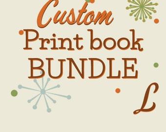 Custom Print Book Design Bundle