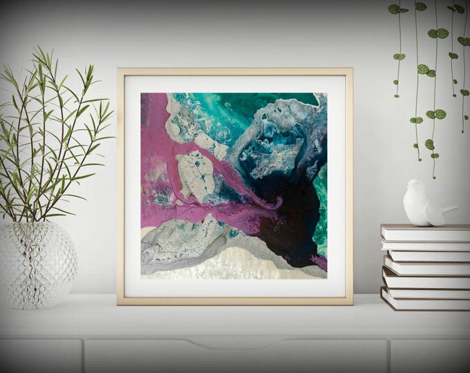 Wall Decor, Apartment Decor, Above Bed Art, Master Bedroom Print, Purple Art, Extra Large Wall Art, Gift for Her, Prints on Canvas Fine Art