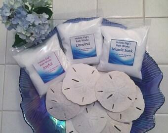 Bath Salts, Aromatherapy, Spa