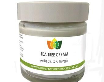 Tea Tree Cream Antiseptic & Anti fungal