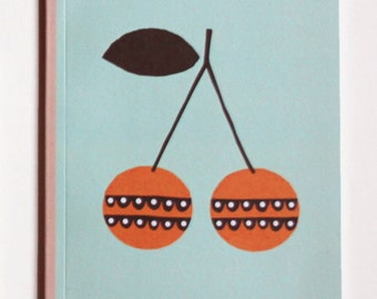 Cherry Notebook