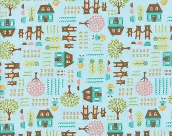 Home Sweet Home - Three Bears - from Moda Fabrics