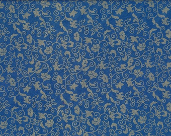 Hanji Paper blue/gold