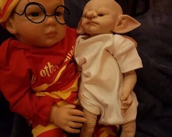 Dobby reborn doll