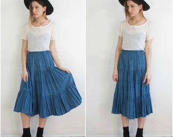 Broomstick Skirt Etsy