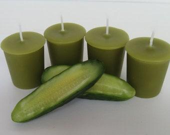 PICKLE (4 votives or 4-oz soy jar candle)