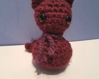 Crochet Cat - handmade