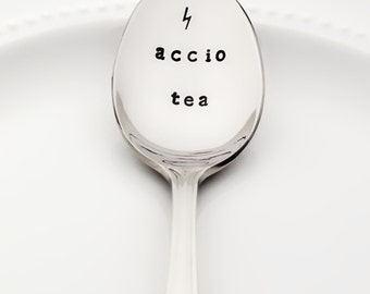 "Harry Potter ""Accio Tea"" w/ Lightning Bolt 