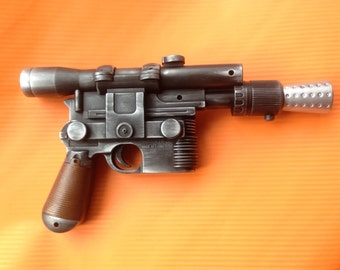 Star Wars Han Solo DL-44 A New Hope Blaster