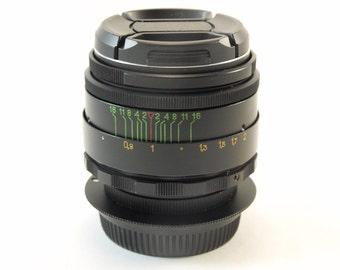 Helios 44-2 Lens for Nikon F mount INFINITY IS! 2/58 mm f/2 M42 58mm Russian Soviet Made in USSR Vintage Portrait Bokeh 44M-4 D600 D610 D200