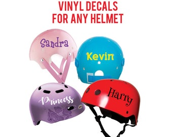 Cranial Band Decals Etsy - Custom vinyl decals for helmets