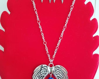 Passengers wing jewelry set