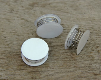 SALE! Movable Wiggly Wire Springs - 10 Quantity