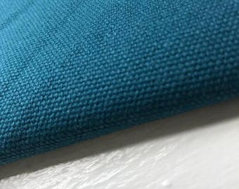 Organic Cotton Canvas 12oz - Teal (7019.40.00.00)