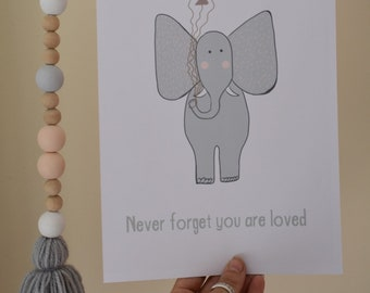 Never forget you are loved PDF COPY ONLY