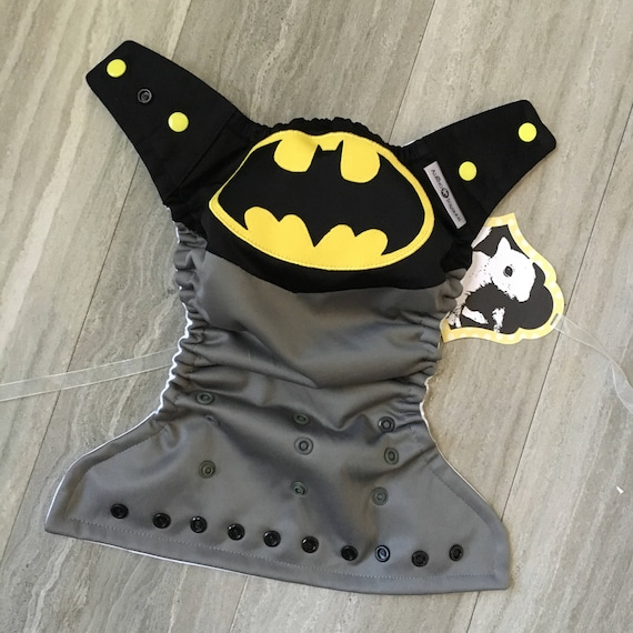 Batman Pocket Diaper