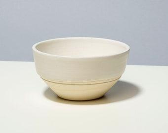 Modern Small Pottery Bowl, Clay Dish