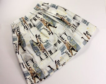 Star Wars Rey Skirt age 4-5