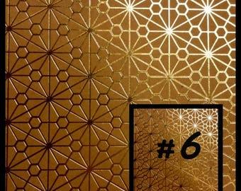 Glitz n Gold #6-#10