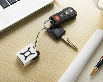 Combustible cargador micro 2 Micro USB - el mundo más pequeño cargador del teléfono móvil