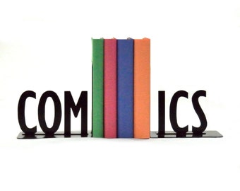 Comics Bookends