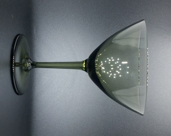 One champagne glass, Bacchus by Brodegaard, coupe glass