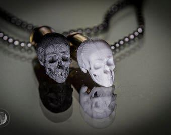 Original Skull & Bullet Pendent