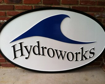 Custom Carved Business Signage - Custom Carved Signs