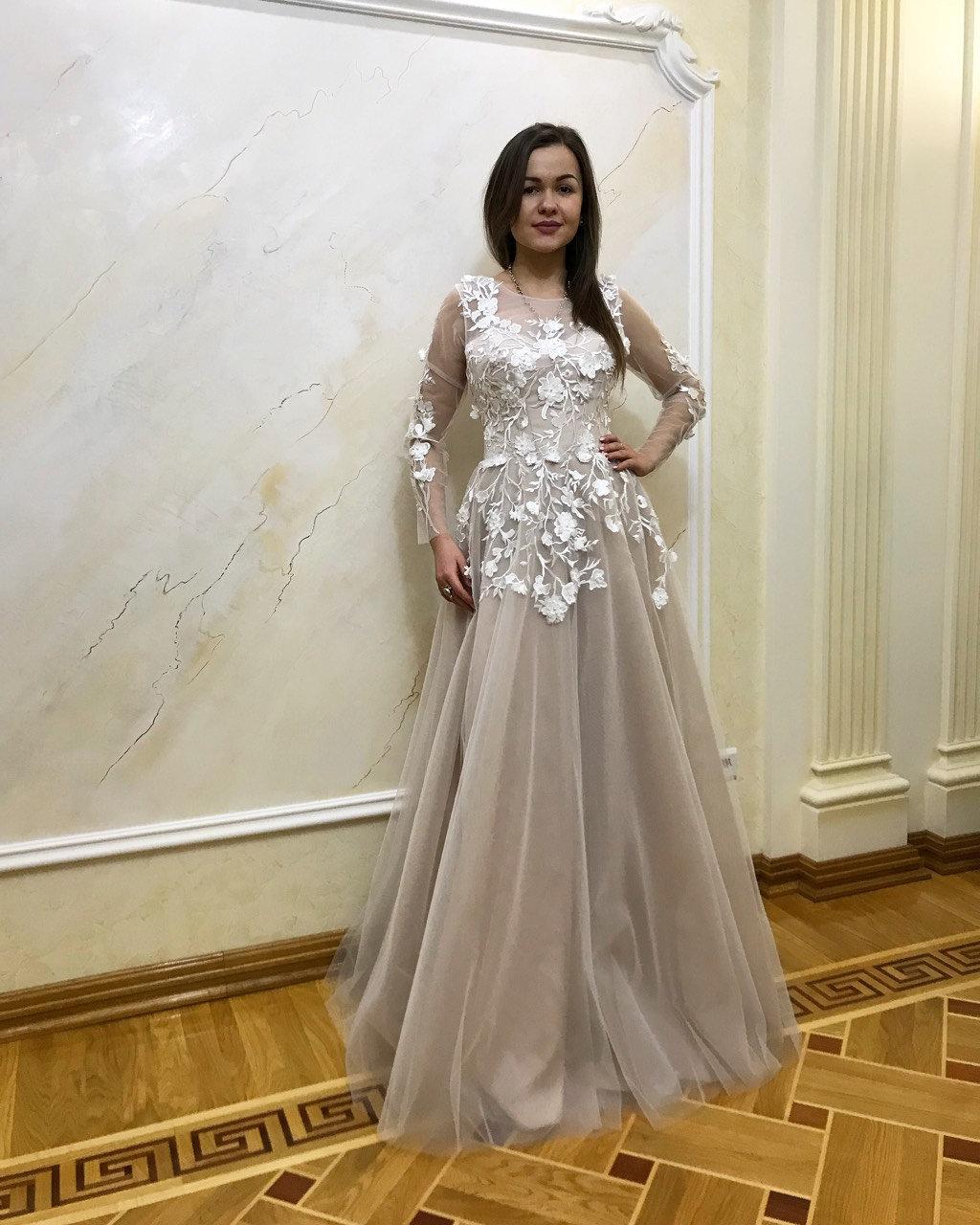 Spitze Brautkleid Brautkleid einzigartige Hochzeitskleid