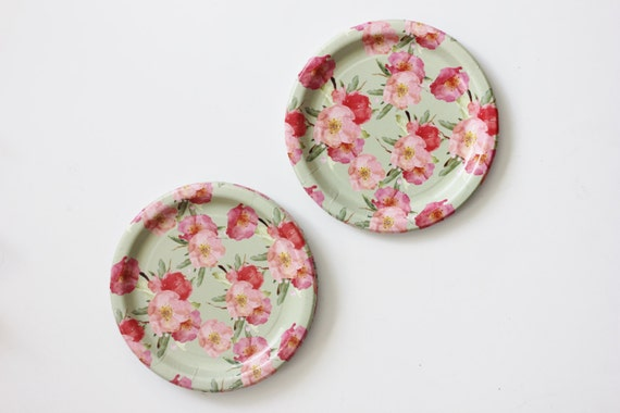 flower paper plates & flower paper plates - Yeni.mescale.co