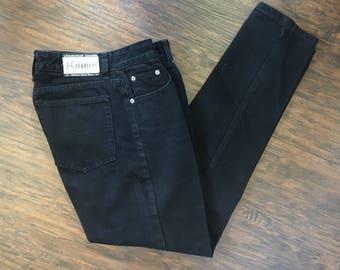 Vintage 90s Z Cavaricci High Waisted Mom Jeans Sz 28