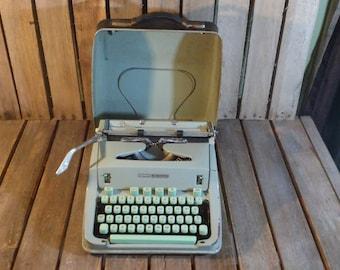 Hermes 3000 Typewriter, Vintage Working Typewriter