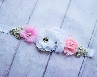 Maternity Sash, Bridesmaid Sash, Bridal Belt, Pink Sash, Junior Bridesmaid Sash,Flower girl Sash,Bridal Sash, Maternity Sash, Maternity belt