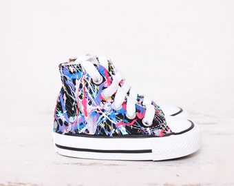 infant high top converse