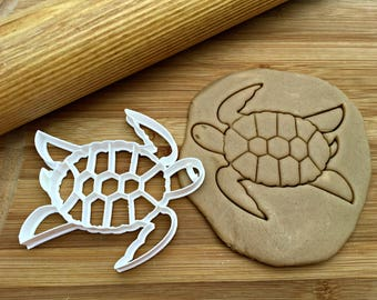 Sea Turtle Cookie Cutter/Multi-Size/Dishwasher Safe Available