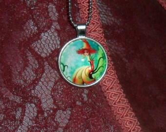 charming Elf pendant