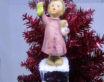 Stocking for Dolly - Berta Hummel Ornament