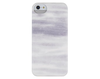 White Marble iPhone 5/5s Case