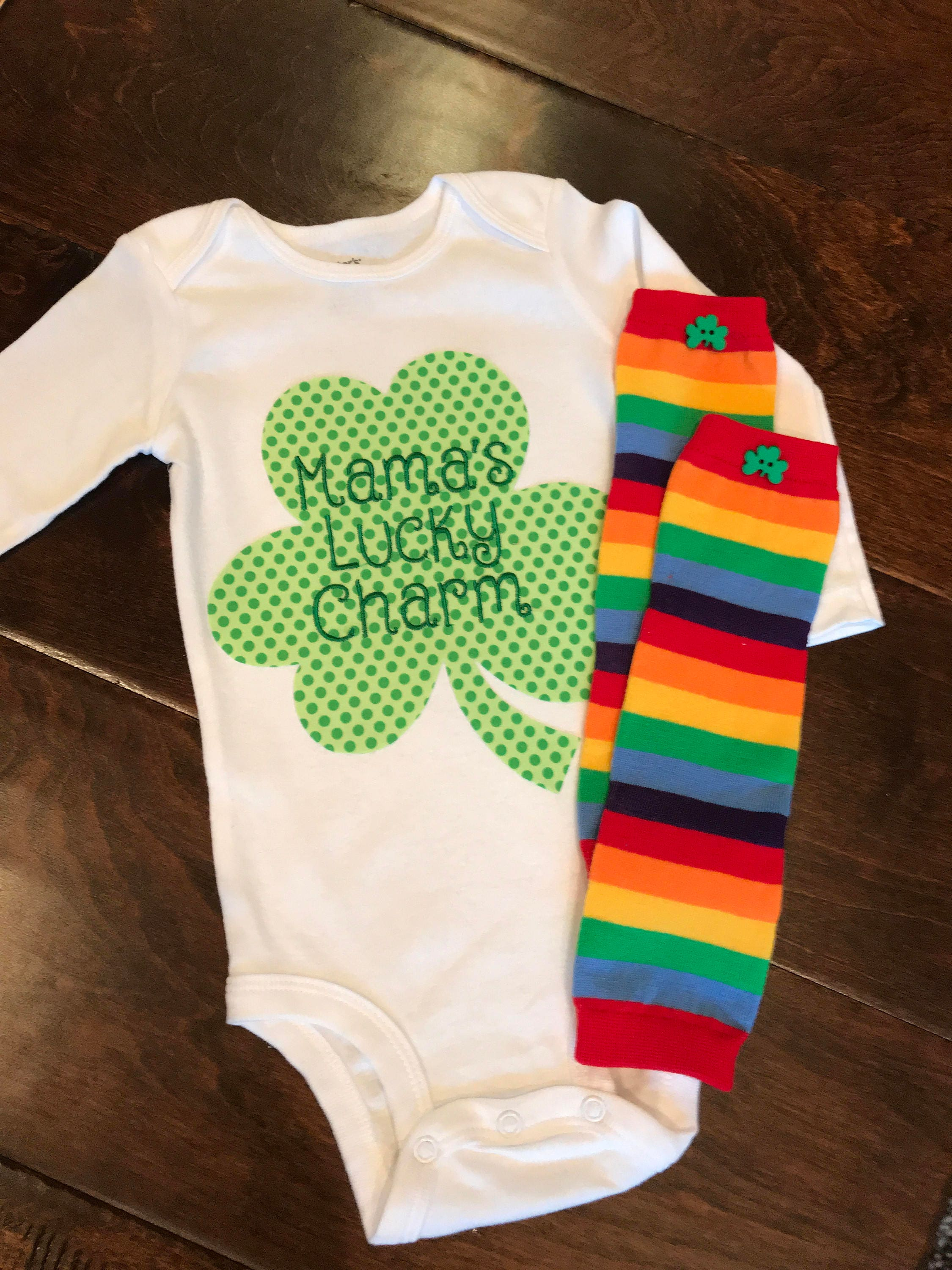 St Patricks Day Baby Outfit First St Patricks Day Baby Boy