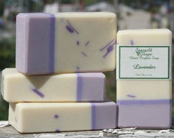 Lavender Handmade Cold Process Soap