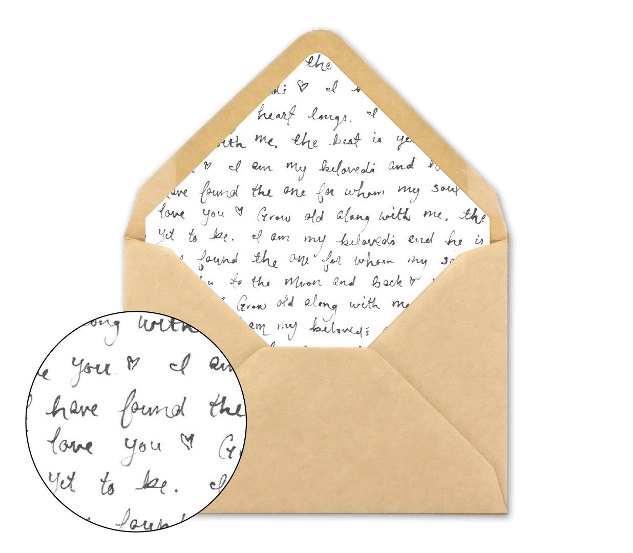 Wedding Envelope Liner Unique Envelope Liner template A7