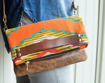 clutch bag, leather clutch, leather purse, clutch purse, leather purse, aztec bag, leather handbag, clutch, crossbody purse